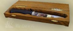 Футляр арт-01  с ножом (подарочный)
